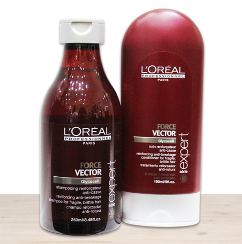 L'oreal Force Vector Shampooing